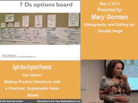 Making Product Decisions with a Practical Value Model