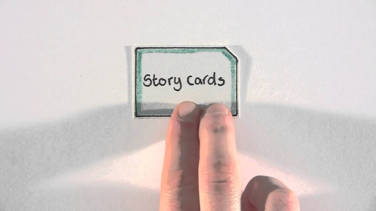 Story Cards & User Stories